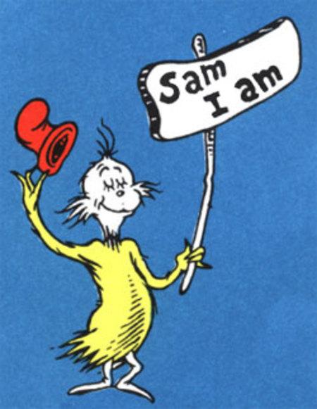 A Letter to Dr Seuss