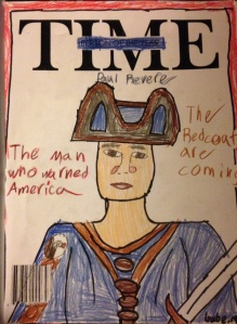 Paul Revere: TIME' Person of the Year